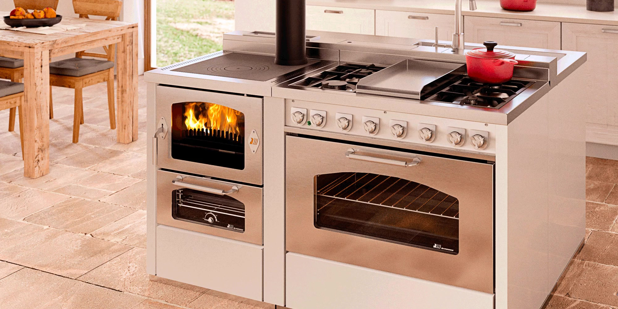 Wood Cookers Demanincor S P A